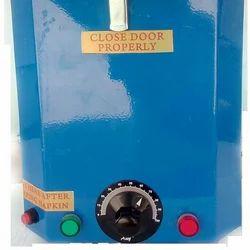 Close Door Sanitary Napkin Incinerator Machine