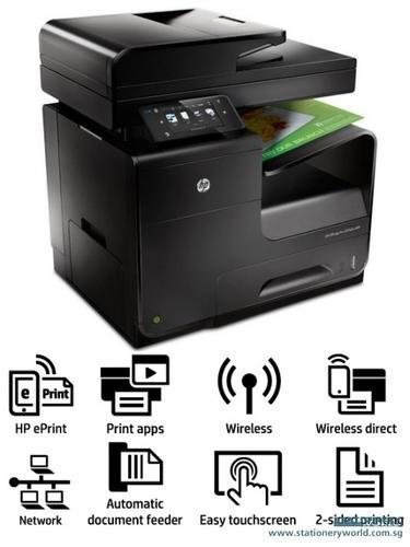 Inkjet Photo Printer & All In One Printer - HP Office Jet