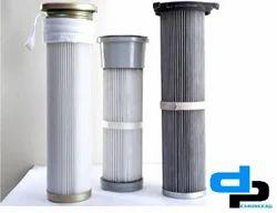 Pulse Pleat Filter Elements