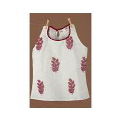 Kids Sleeveless Top