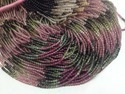 Tourmaline Plain Micro Round Beads
