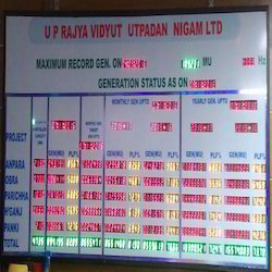 Generation Data Display Board