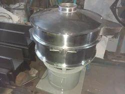 Powder Vibratory Sifter Machine