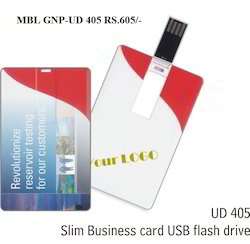 8gb Credit Card Pen Drive