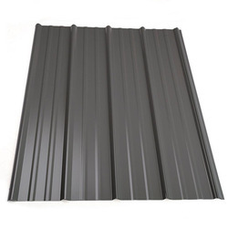Shade Card Leaf Green Roofing Sheet
