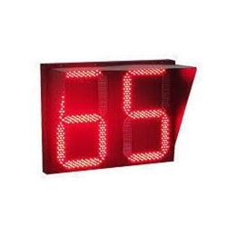 Two Digit Traffic Signal Countdown Timer