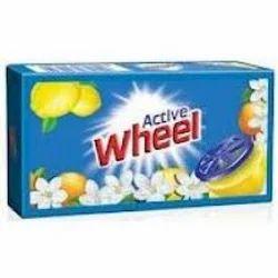 Wheel Detergent Cake
