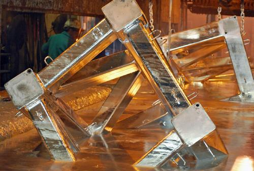 Hot Dip Galvanizing Service - Galvanizing Services Manufacturer from