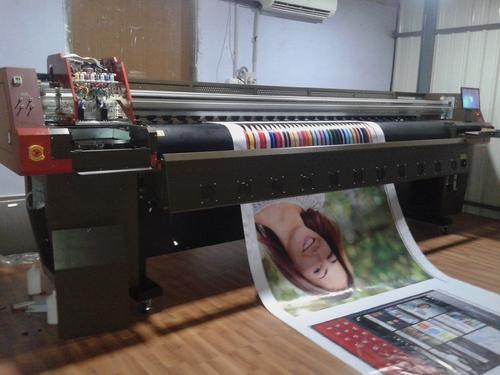 Flex Printing Machine And Vinyl Sticker Cutting Plotters