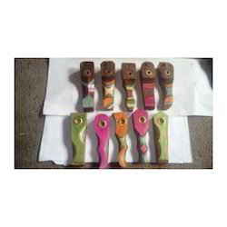 Wooden Chillum Pipes