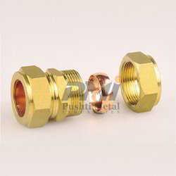 Compression Sleeve Coupling