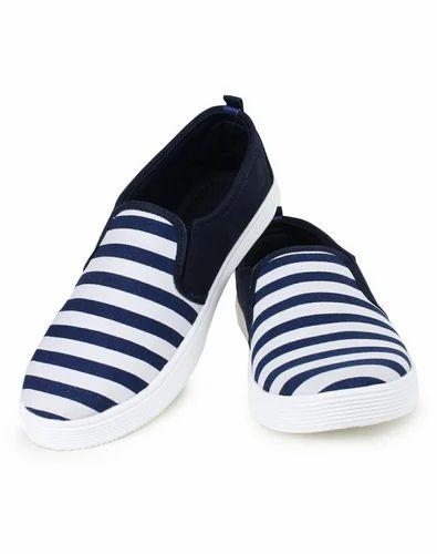 SINLITE Blue/black Girls Blue Shoes