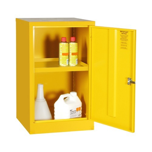 Fireproof Flammable Chemical Storage Cabinet At Rs 33000