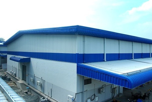 Industrial Sheds - Industrial Shed Manufacturer from Pune