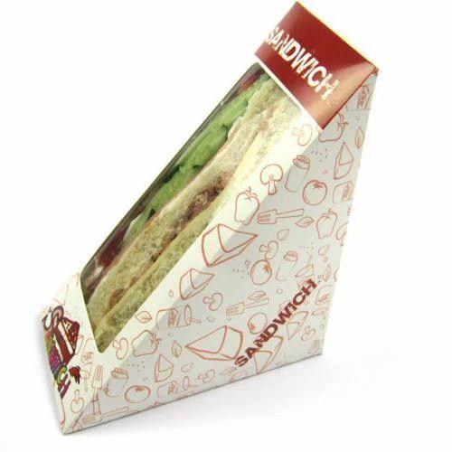 Sandwich Packaging Box At Rs 31 40 Piece Vikhroli East