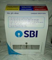 Electronic Cheque Drop Box - View Specifications & Details