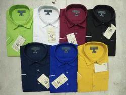 Half Sleeve Linen Shirts