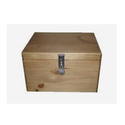 Pine Wooden Packaging Box