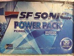 SF Sonic Inverter Battery