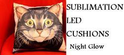 Sublimation LED Cushions - Blank LED Cushions