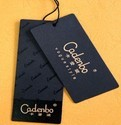 Designer branded Shirt tag