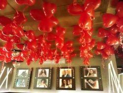 Corporate Celebrataions Balloon Decoration Service, Area / Size: 5000 Sqaure Feet