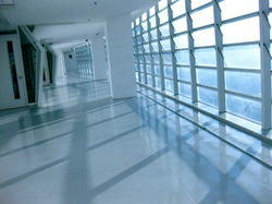 Interior Benilde Glass