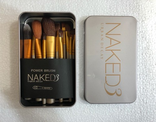 Naked brush set