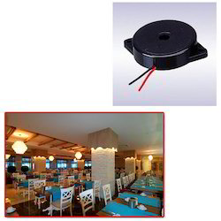 Electronic Buzzers for Restaurants