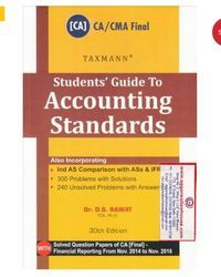 Taxmanns Students Accounting Guide