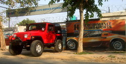 Jeep Wrangler Sports Cars