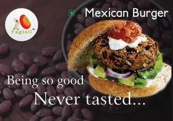 Mexican Bean Patty (Rajmah Tikki)