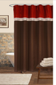 Polyester Printed Shower Curtain