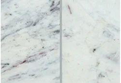 Purple White Marble Polished