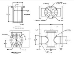 2D Mechanical Drafting Service