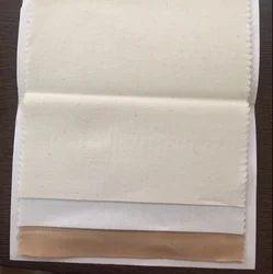Offwhite/Pure White /Cheeku Pure Cotton Fabrics, GSM: 100-150