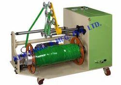 Trim Rewinder Machine