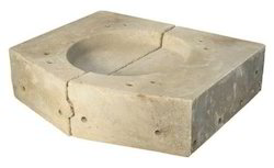 ACC Heat Resistant Refractory Castable Top Block Induction Furnace