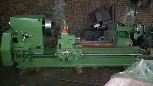 Manual Semi Norton Lathe Machine   2000