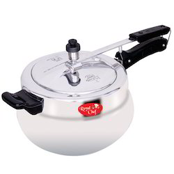 Handy 6.5Ltr Pressure Cooker Induction Base