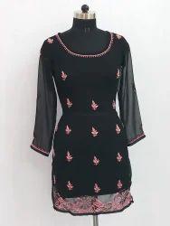 Ladies Designer Georgette  Kurti