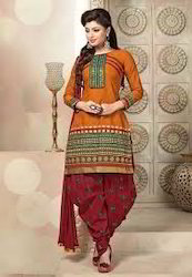 Trendy Patiala Suit पटयल सट Parasram Hunnamal