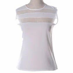 100 % Cotton White Cambric Blouses