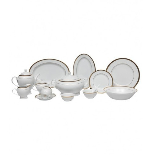Lakline Porcelain Dinner Set Of 18 Pieces
