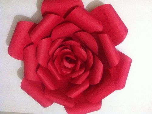 Giantbig paper roses various types at rs 100 piece paper giantbig paper roses various types mightylinksfo