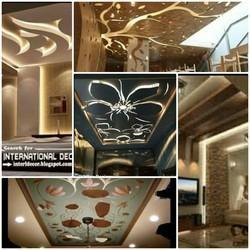 Captivating Our Most Demanded Services Are POP Wall Design, POP Simple Design, Plaster  Of Paris Ceiling Designs And Other Allied Services. We Have A Delighted  Customer ...