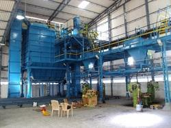 Sand Plant and Equipment