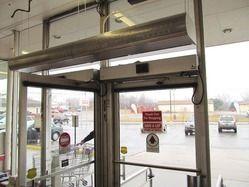 Commercial Air Curtain