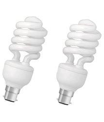 27W Half Spiral CFL Lamp