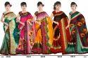 Rennial Printed Sarees